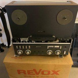 Die ersten Bilder der A77 MK-IV 2 Spur Dolby
